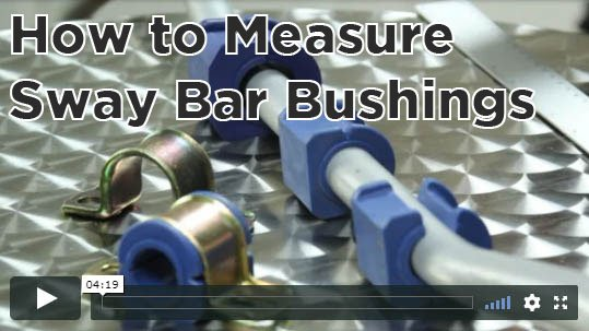 how to measure for sway bar bushings video thumbnail
