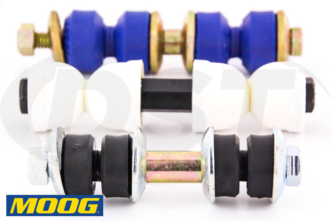 moog rear sway bar end links