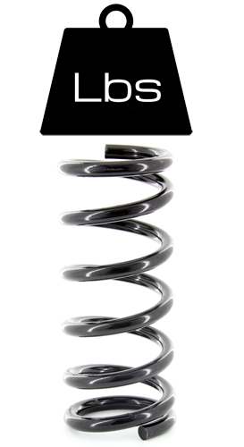 Moog Universal Coil Springs Bar Diameter