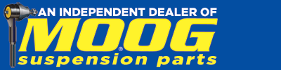 Moog Suspension Parts Logo