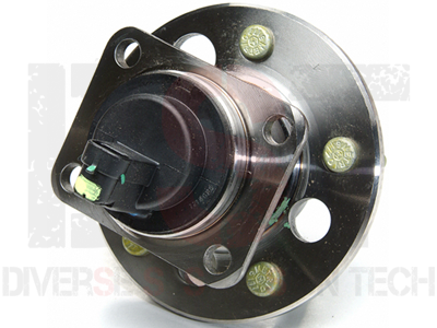 MOOG-512003 Rear Wheel Bearing and Hub Assembly