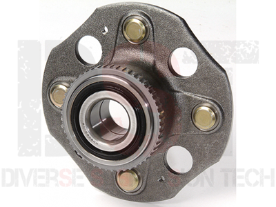MOOG-512020 Rear Wheel Bearing and Hub Assembly