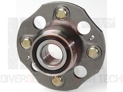 MOOG-512122 Rear Wheel Bearing and Hub Assembly