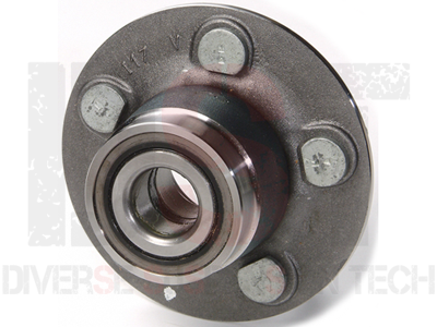 MOOG-512154 Rear Wheel Bearing and Hub Assembly