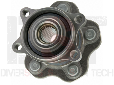 MOOG-512373 Rear Wheel Bearing and Hub Assembly