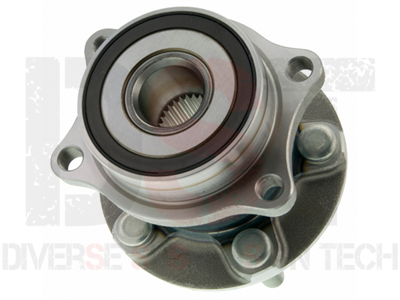 MOOG-512401 Rear Wheel Bearing and Hub Assembly