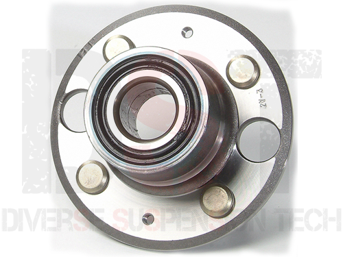 Acura Integra 1992 Rear Wheel Bearing and Hub Assembly