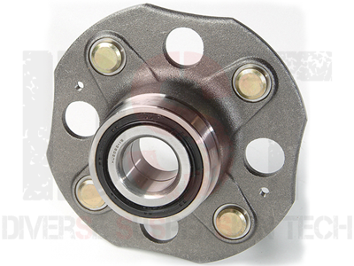 MOOG-513080 Rear Wheel Bearing and Hub Assembly