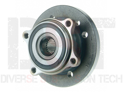 MOOG-513226 Front Wheel Bearing and Hub Assembly