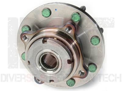 MOOG-515021 Front Wheel Bearing and Hub Assembly