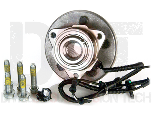 Ford Explorer 4WD 2003 Front Wheel Bearing and Hub Assembly