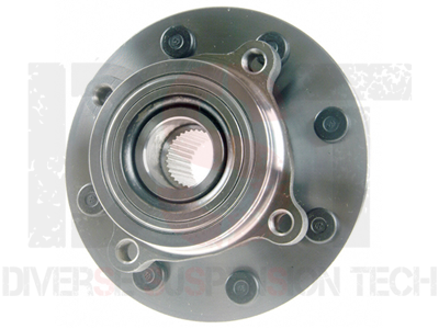 MOOG-515062 Front Wheel Bearing and Hub Assembly