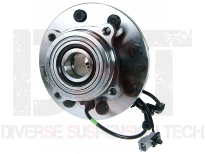 MOOG-515063 Front Wheel Bearing and Hub Assembly