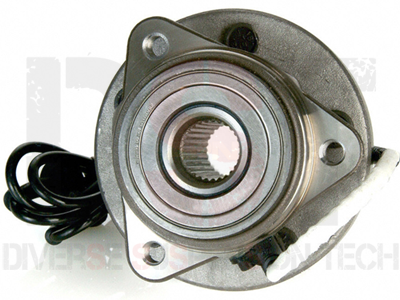 MOOG-515078 Front Wheel Bearing and Hub Assembly