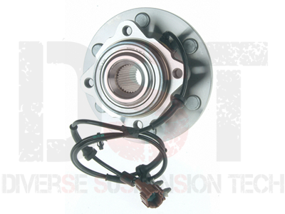 MOOG-541004 Rear Wheel Bearing and Hub Assembly