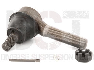 MOOG-ES2376-Passenger Front Outer Tie Rod End - Passenger Side