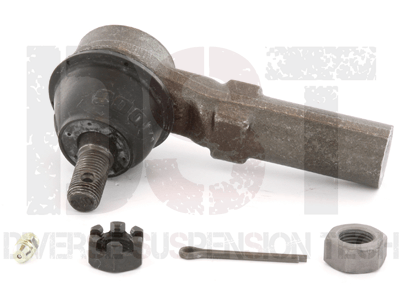 Front Outer Tie Rod End - 2WD