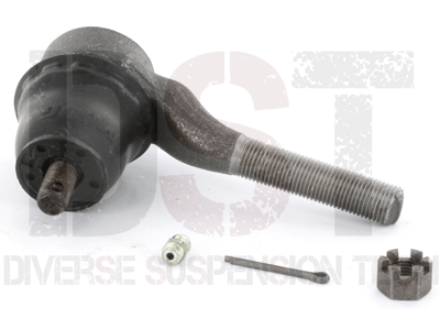 MOOG-ES317R-V6-Manual Front Inner Tie Rod End - V6 Manual Steering