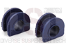 Rear Sway Bar Frame Bushings - 33.27mm (1.31 Inch)