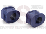 MOOG-K6453 Front Sway Bar Frame Bushings - Bar-  29mm (1.14 inch)