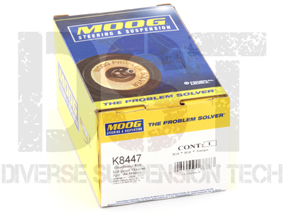MOOG-K8447 Front Track Bar Bushing Kit