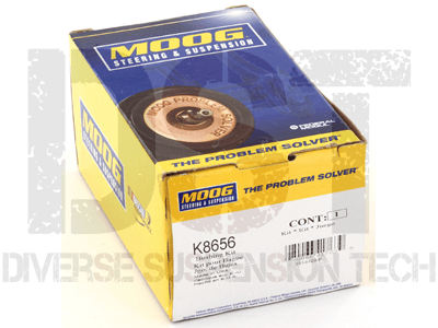 moog-k8656-drw Rear Sway Bar Frame Bushings - 29.97mm (1.18 Inch)