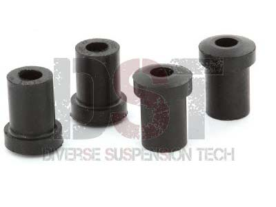 Rear Leaf Spring Shackle Bushings - Rear Lower