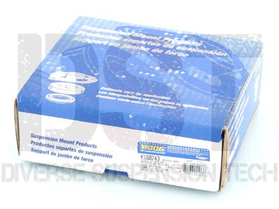 MOOG-K160243 Rear Lower Coil Spring Insulator