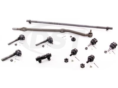 jeep cherokee 1998  moog suspension parts