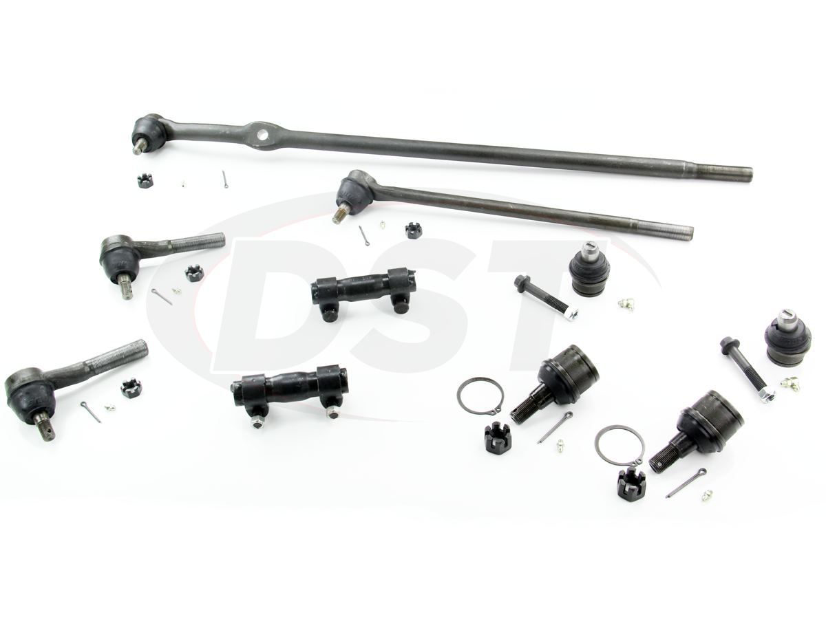Moog-PackageDeal137 Front End Steering Rebuild Package Kit