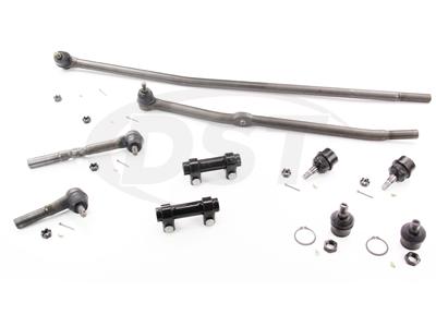 Moog Front End Steering Rebuild Package Kit for Ram 1500