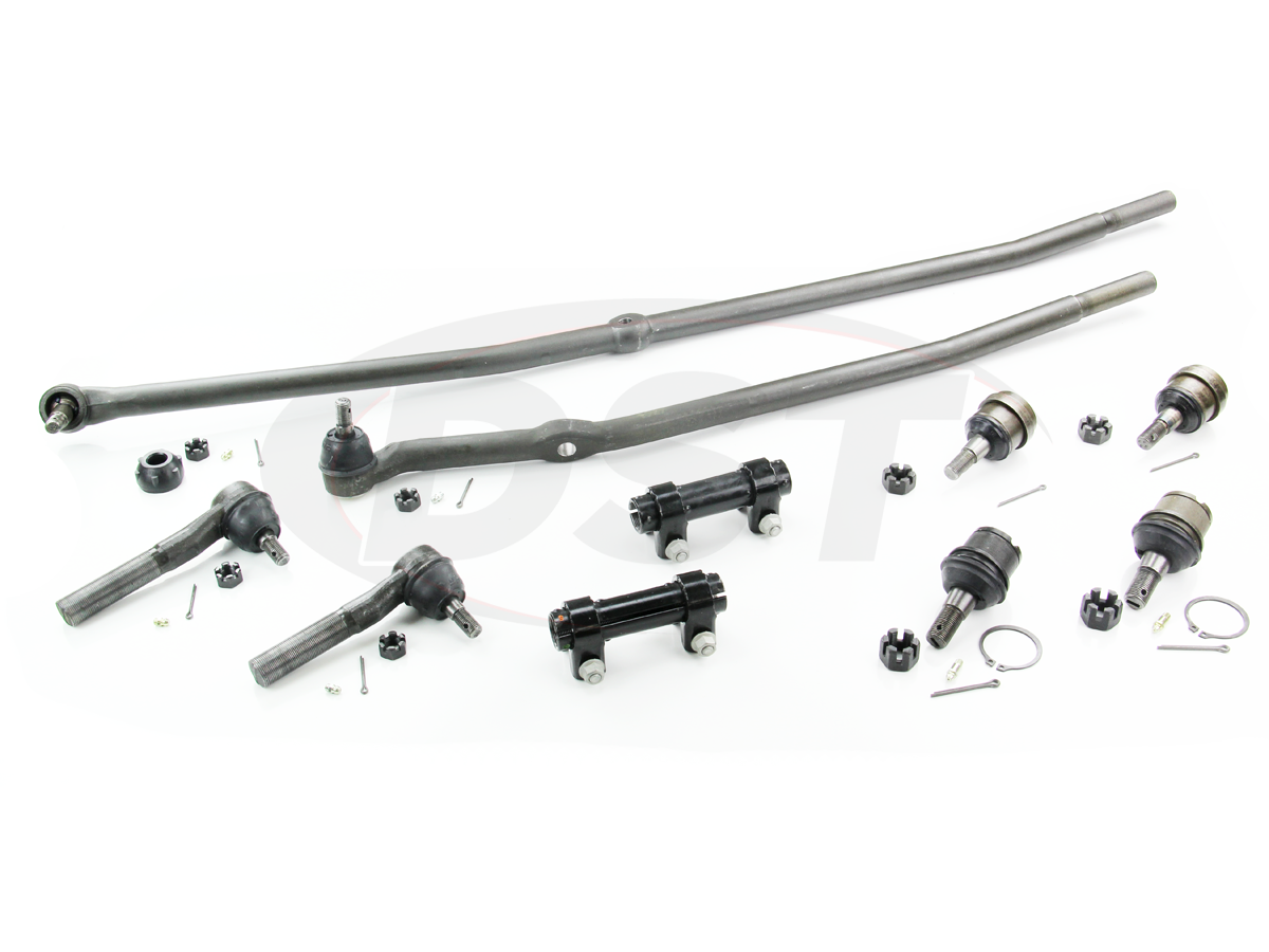 moog-packagedeal261 Front End Steering Rebuild Package Kit - Dana 60