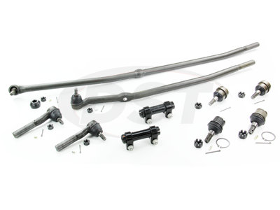 Moog-PackageDeal261 Front End Steering Pack - Dodge Ram 2500 & 3500 4WD 00-02 Dana 60