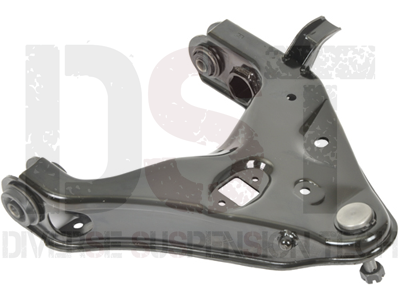 Ford Explorer 4WD 2003 Front Lower Control Arm And Ball Joint - Sport Trac or 2-door Passenger Side