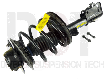 MOOG-ST8561L Front Coil Spring and Strut Assembly - Passenger Side
