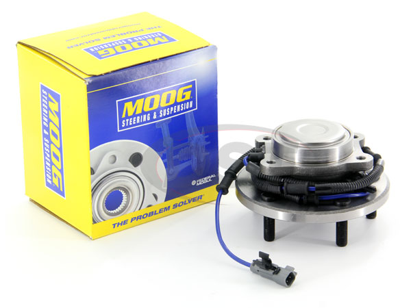 Moog Wheel Bearings and Hubs